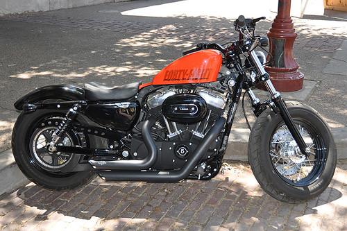 Harley Davidson Forty Eight Abmessungen