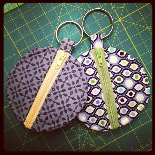 earbud pouches | by goddessinprogress