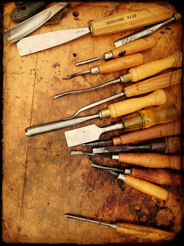 Tools of the Trade | by Rob Shenk