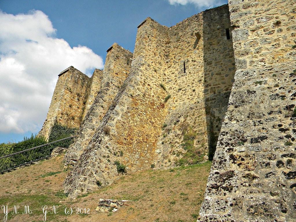 Ch teau de la madeleine chevreuse 78 vallee de l 39 yve for Parc yvelines visiter