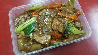 Lunch Special Pad See Ew from Khot Thai