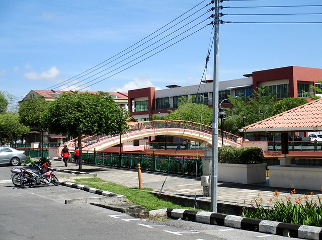 Sg Merah Lovers' Bridge