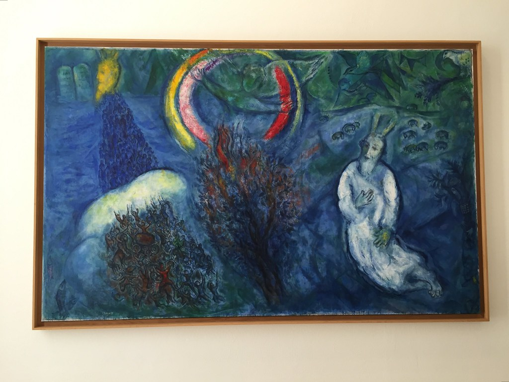 The Museum of Marc Chagall in Nice: Biblical Subjects