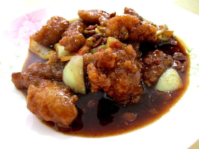 Y2K fish fillet in fermented beans sauce