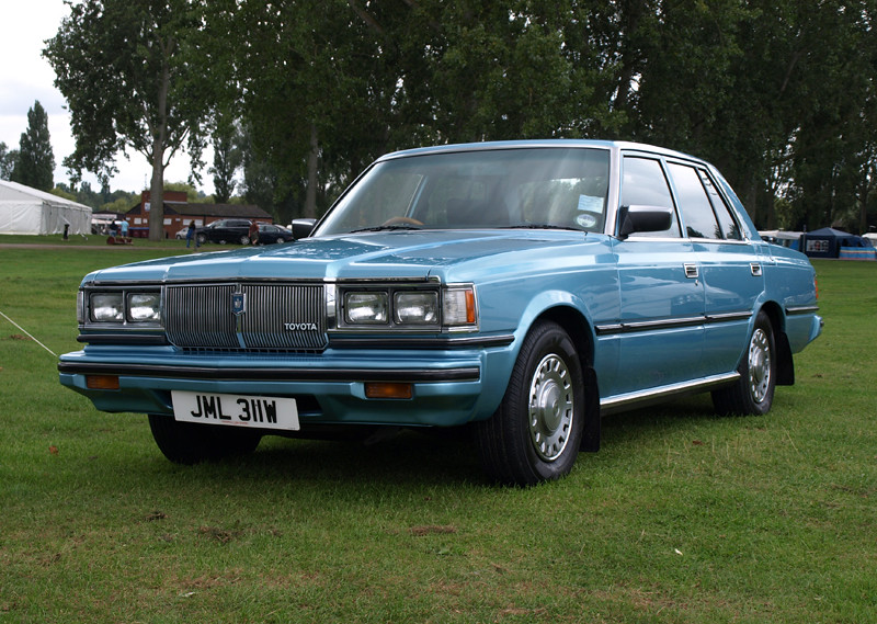 1980 Toyota Crown Super Saloon This Was In Lovely