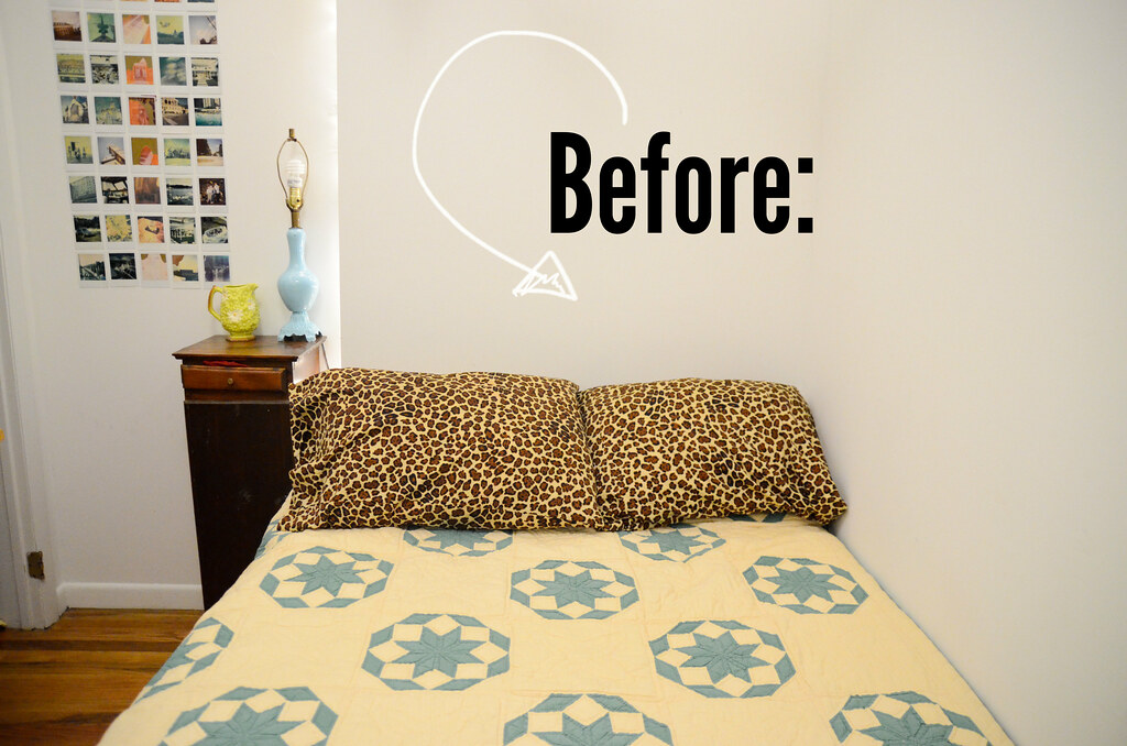 How To Make A Headboard Stacie Flickr