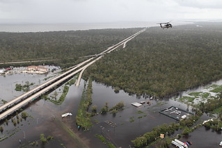 CBP Surveys Isaac's Damage on Critical Infrastructure | by CBP Photography
