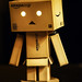 Danbo poses for the 75mm