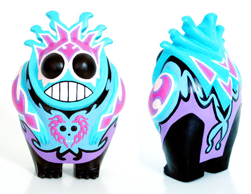 Black Cherry - Destroyer custom | by Emily Bee ♥ Follow The White Rabbit