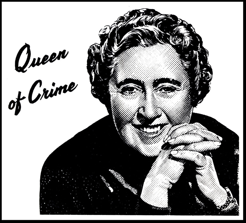 Agatha christie : the queen of crime essay