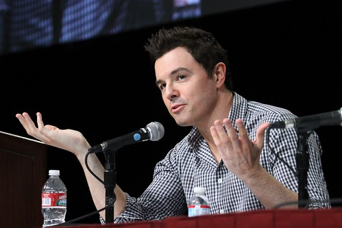 Seth MacFarlane at Planetfest 2012 | by Physicus