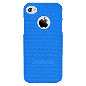 Amzer Snap On Case - Blue for iPhone 5 At $10.95 | by ashishmoft