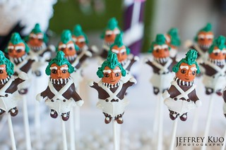 Oompa Loompa Cake Pops | by Sweet Lauren Cakes