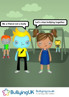 USER CREATED: Anti-bullying Poster 76339 | by bullyinguk
