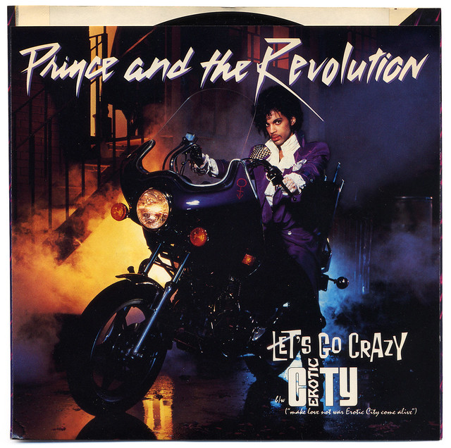 Let's Go Crazy, Prince and the Revolution | Flickr - Photo ...
