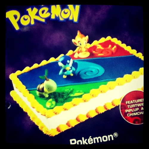 Pokemon Birthday Cake You Can Custom Order At Price Choppe