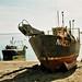 Fishing boat, Hastings