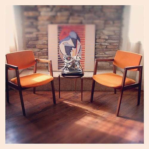 Danish Mid Century Dining Chair