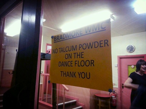 No Talcum Powder on the Dance Floor | by Josh_Wolf