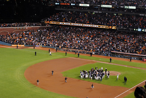 Giants clinch the NL West! | by lisabeephotos