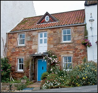 Lobster Cottage - Crail Harbour | by Doug Price.