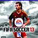 FIFA Soccer 13 Real Salt Lake Beckerman