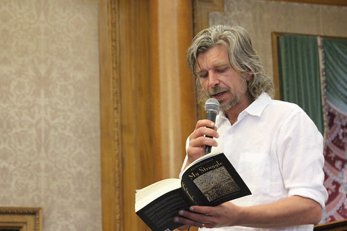 Karl Ove Knausgård reading from My Struggle | by editrrix
