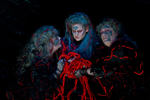 Maria Radner, Karen Cargill and Elisabeth Meister as Norns  in Götterdämmerung © Clive Barda/ROH 2012 | by Royal Opera House Covent Garden