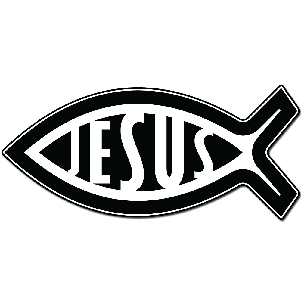 Jesus Christ Fish Symbol B Monte Mendoza Flickr