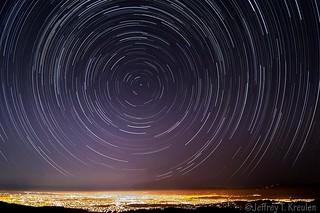 Silicon Valley Star Trails | by Jeff Kreulen