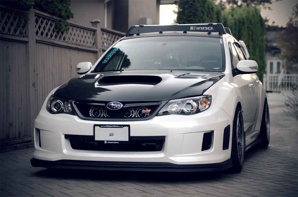 2010 Sti Facelifted With 2011 Bumper Richard Tran Flickr