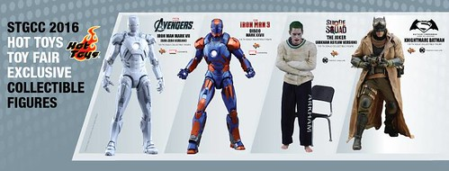 Hot Toys Toy Fair Exclusives