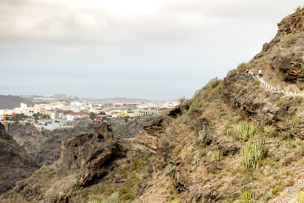 Adeje panorama - Tenerife