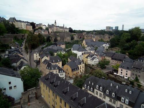 Luxembourg City | by flicksmores