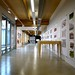 The exhibition in Gallery C3 of Te Ara Hihiko