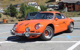 Alpine Renault A110 1300S | by Nico86*