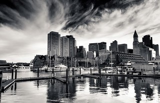 The Boston Skyline | by A Camera Story