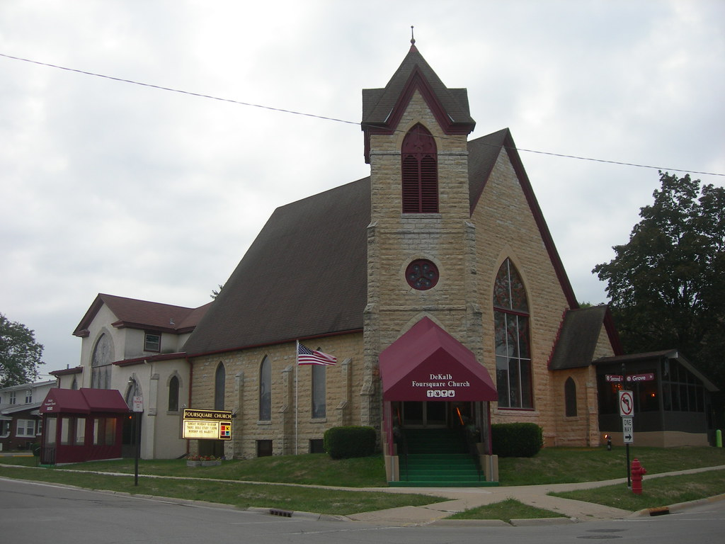 Dekalb Foursquare Church Dekalb Illinois Jimmy