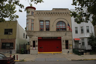 Firehouse, Brooklyn Engine Company 40, & Ladder 21 (Now Engine Company 240, Battalion 48) | by Emilio Guerra