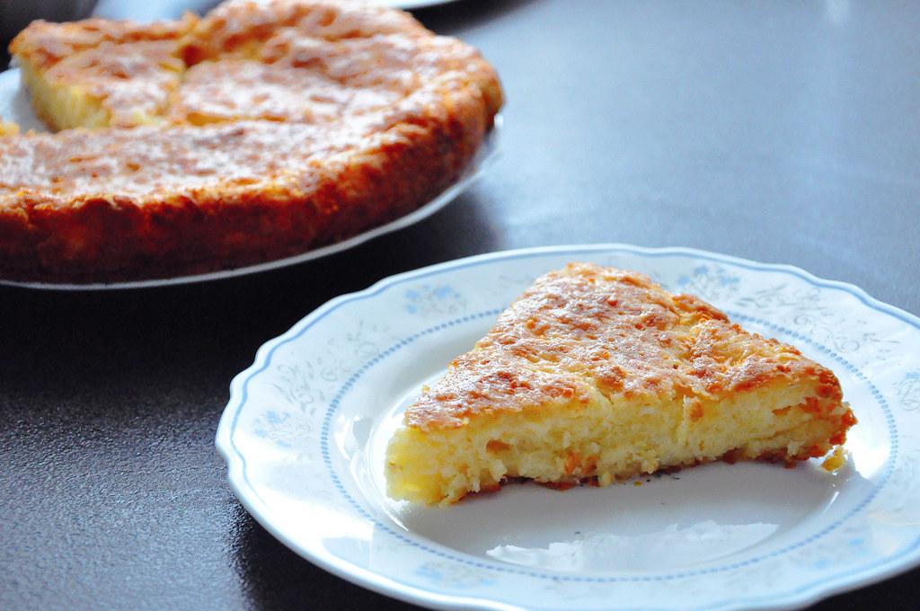 Рецепты диетических пирогов из творога