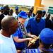 Helen Clark's visit to Benin, 2012