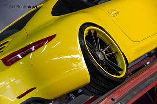 Porsche 991 ADV5.2 Track Spec SL | by ADV1WHEELS