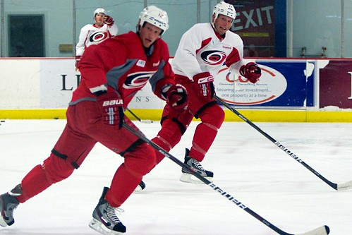 Jordan Staal, Eric Staal - Carolina Hurricanes | by molingle