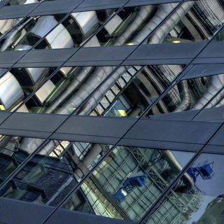 Lloyds Reflections | by Non Paratus