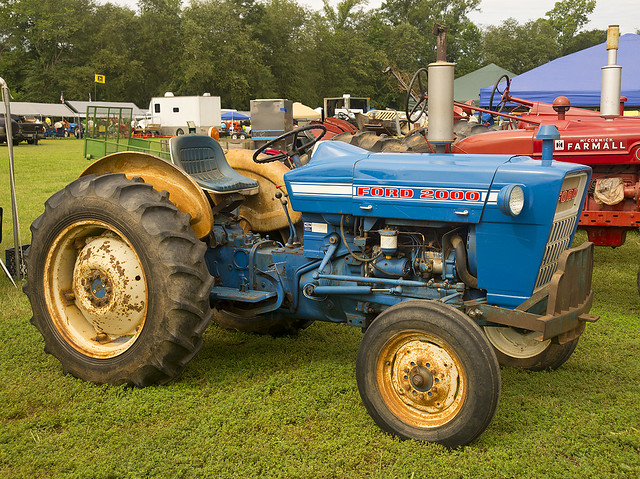 2000 Ford Tractor Information : Ford tractor flickr photo sharing