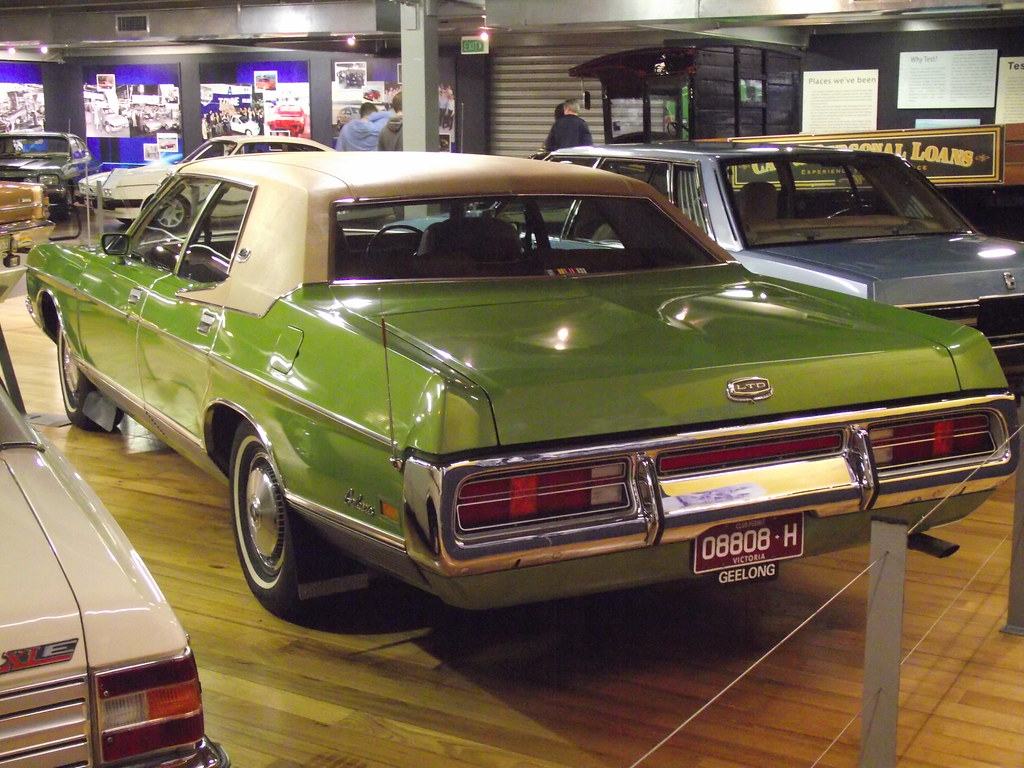 1972 Ford Ltd For Sale >> 1972 Ford Galaxie LTD | One of the last of the big Ford Gala… | Flickr