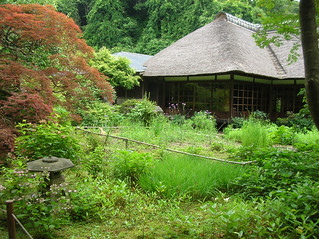Japan House in the Green Belt | by wazo3