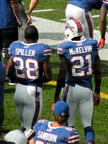 The Game's MVPs: C.J. Spiller and Leodis McKelvin, Buffalo Bills | by MattBritt00