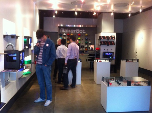 Makerbot Retail store | by hudson