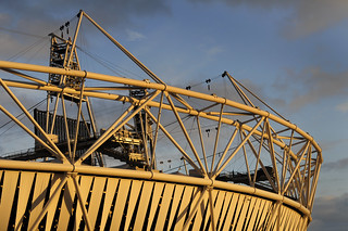 UK - London 2012 - Olympic Stadium at sunset | by Darrell Godliman